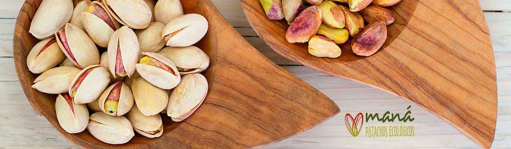 Propiedades del pistacho crudo