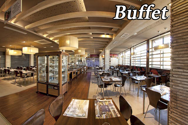 Buffet Los Chopos