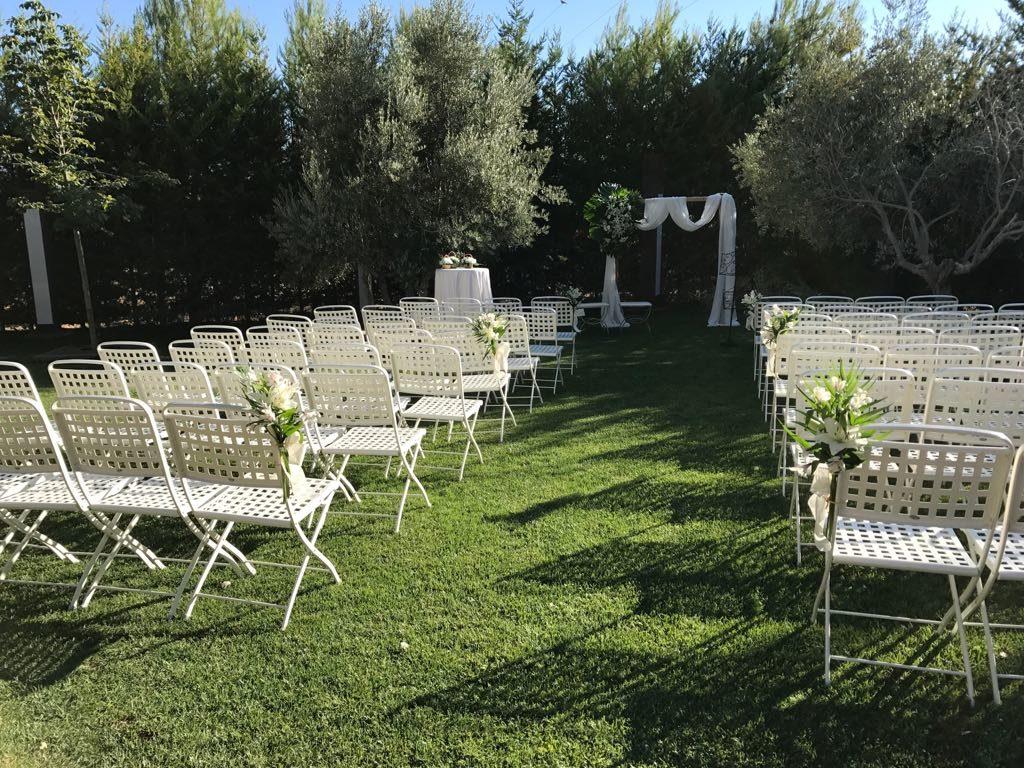 Una boda musical en los Salones Los Chopos