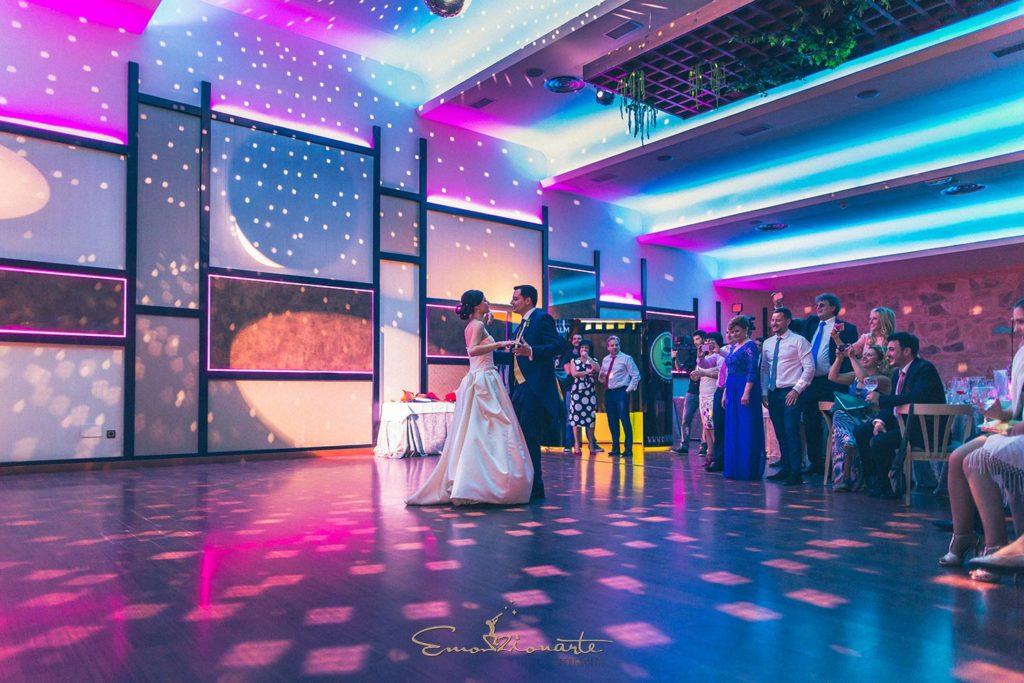 Una boda para emocionarse