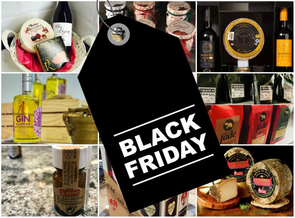 Black friday tienda Los Chopos
