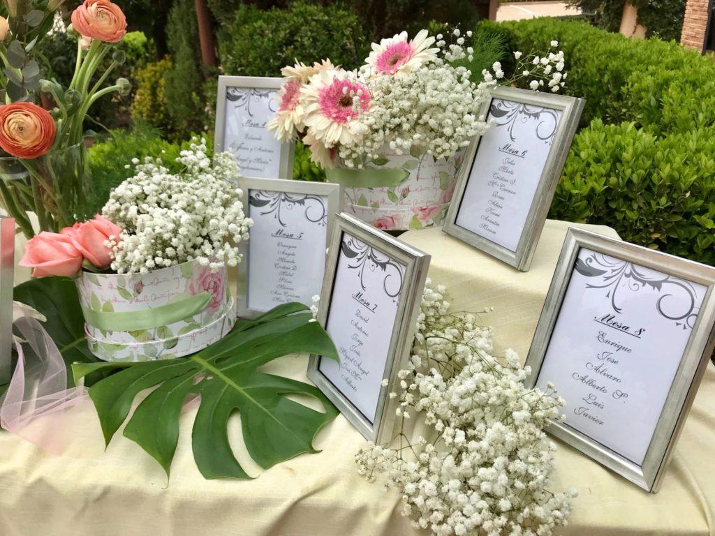 Una boda primaveral