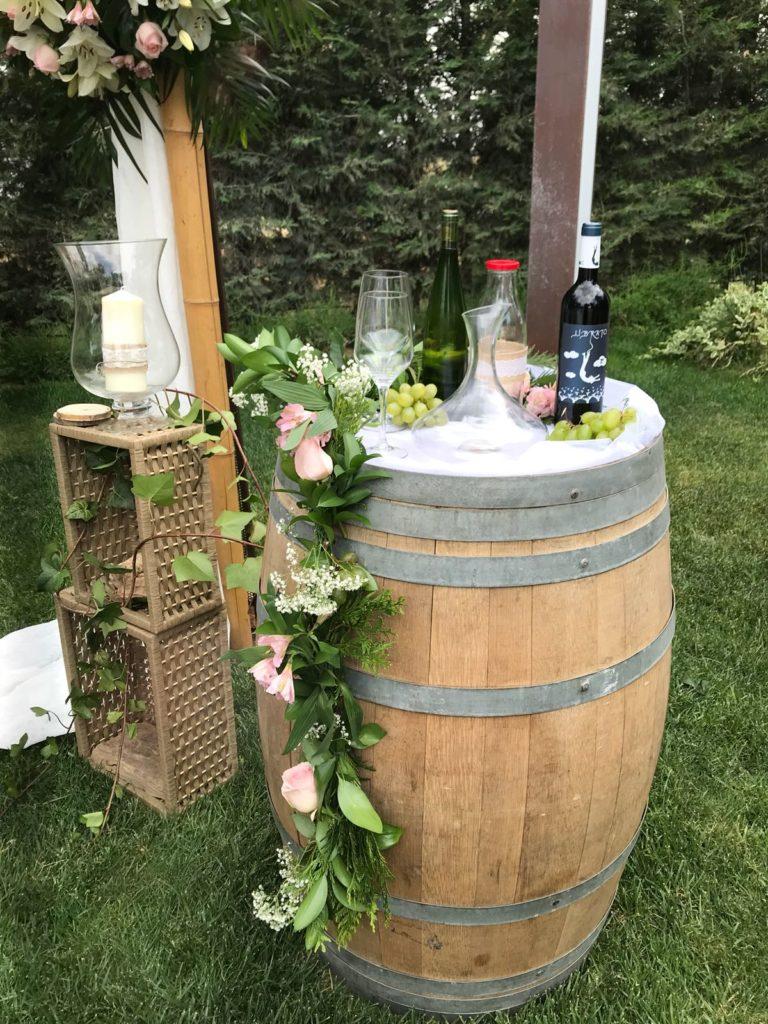 boda embriagadora