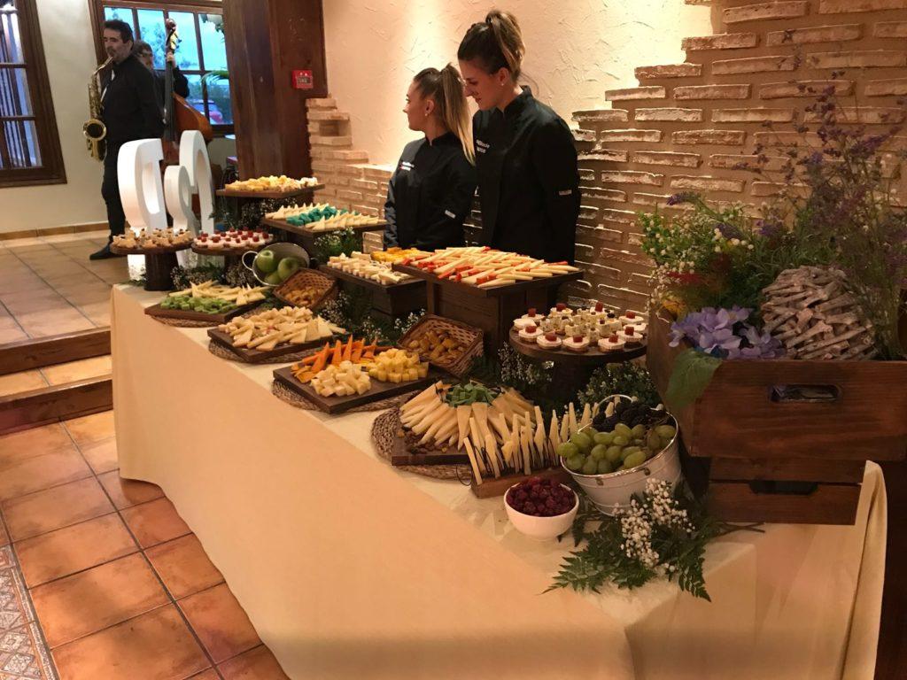 detalles culinarios que marcan una boda