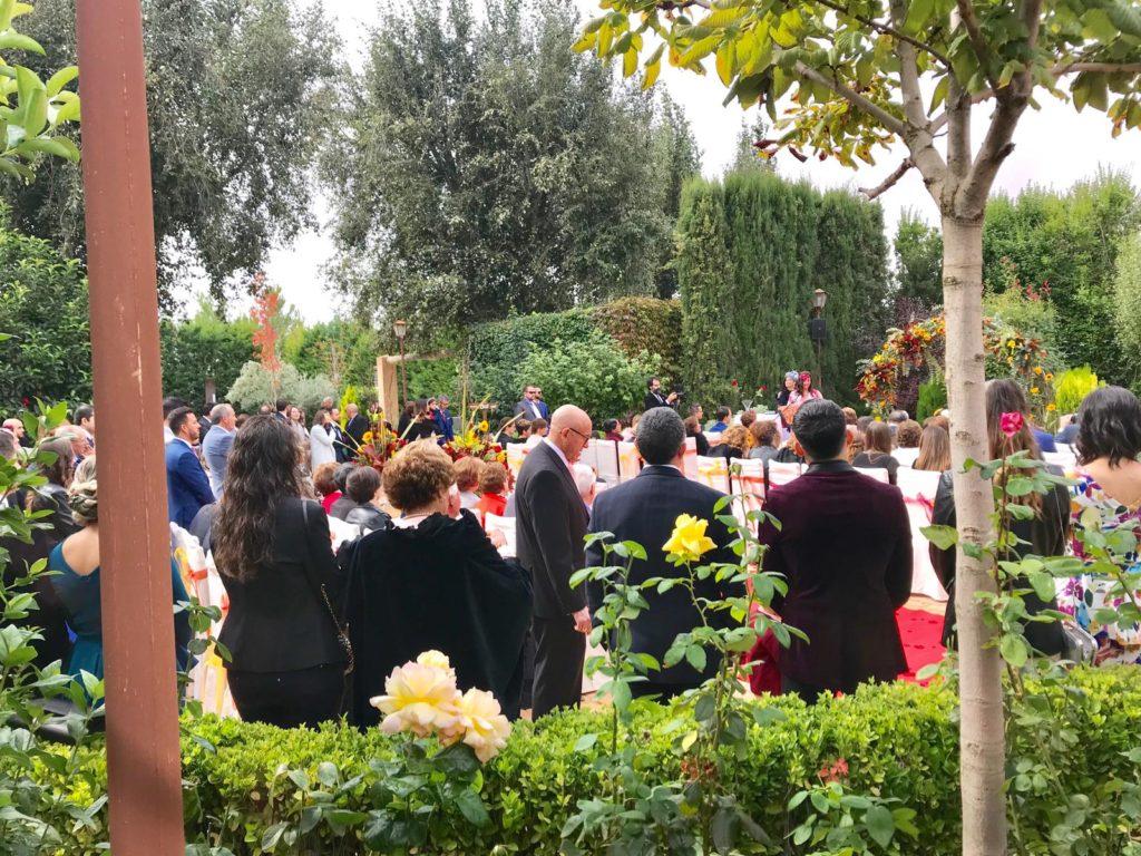 una boda completa general