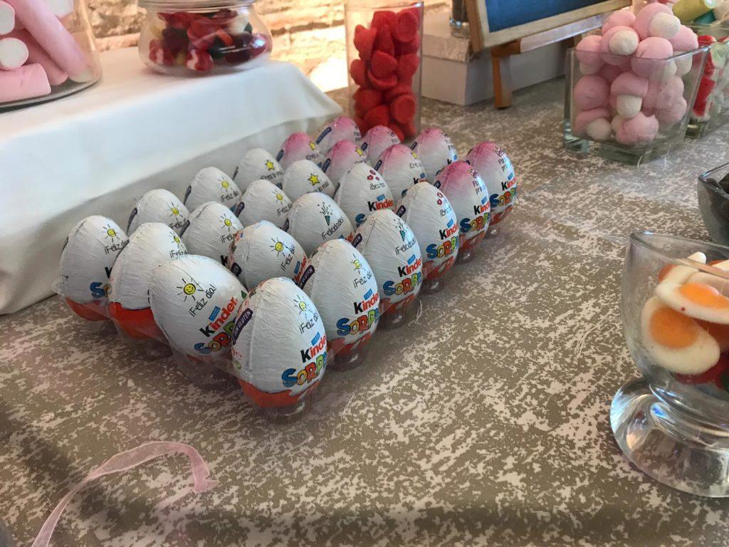 una boda con sorpresa huevos
