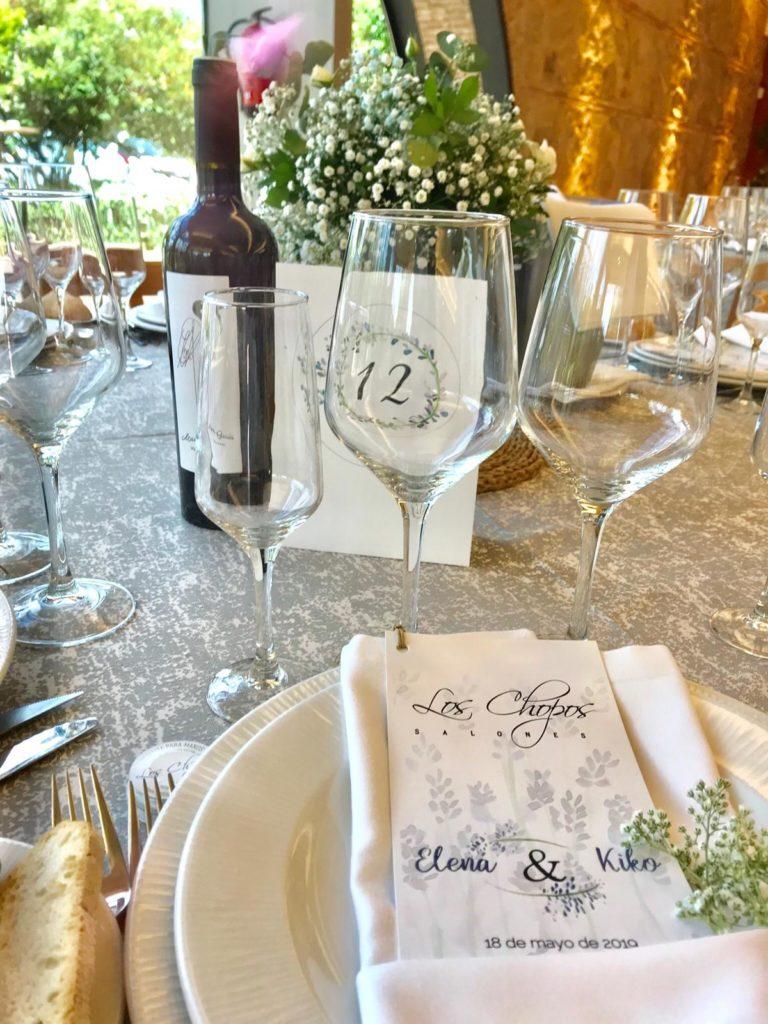 en tu boda, hazlo tú mismo mesas