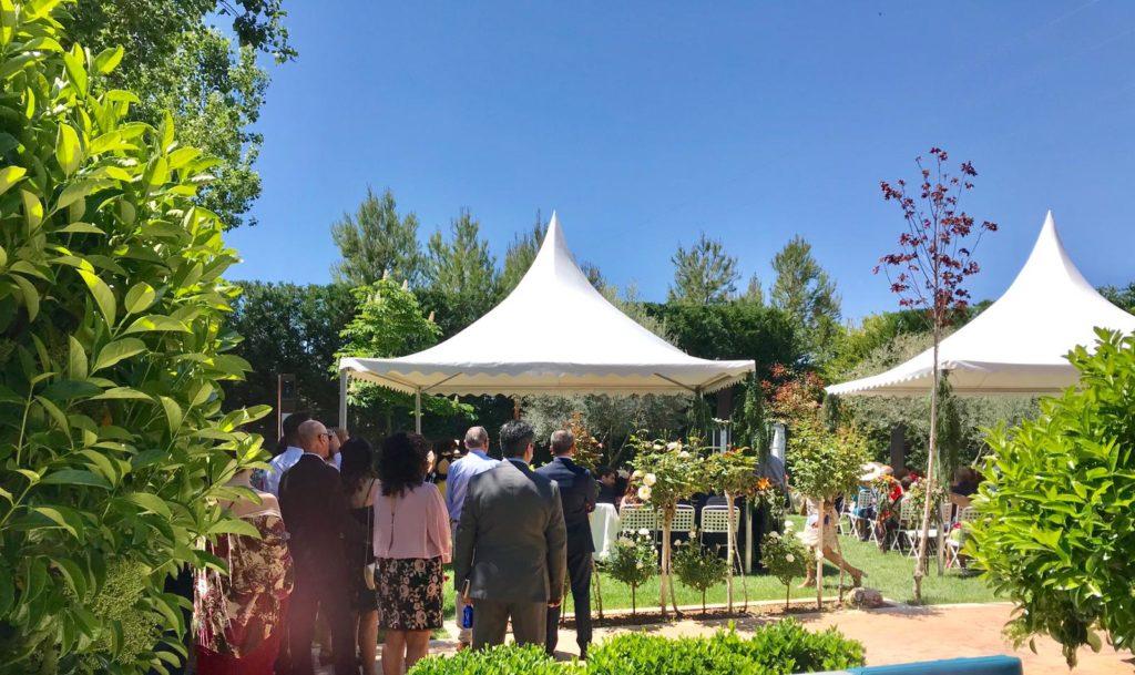 boda plena de primavera invitados